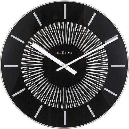 Zegar ścienny Funky Motion Radial