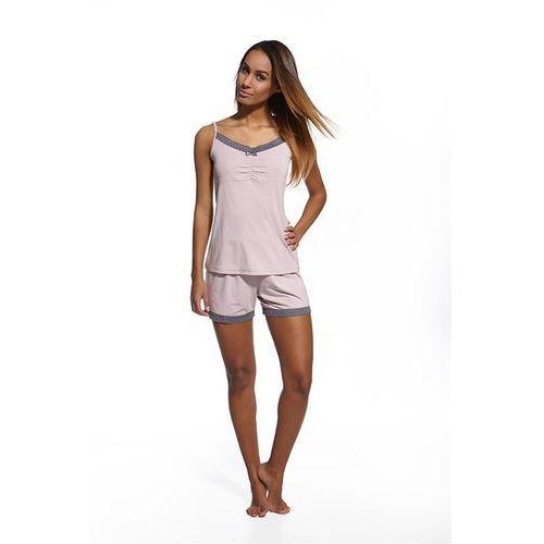 Cornette piżama damska 688/84 lisa różowy