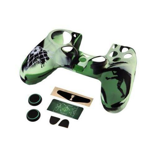 Zestaw 7w1 HAMA Soccer do kontrolera Sony Dualshock 4