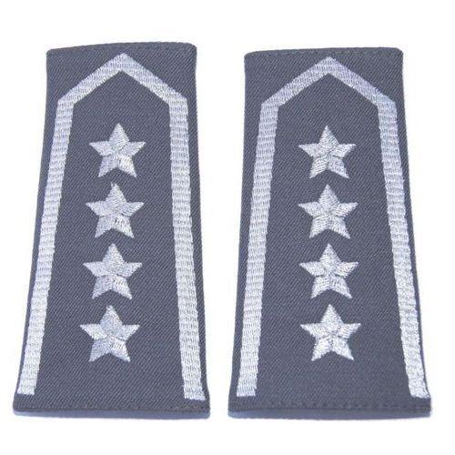 Pagony (pochewki) wyjściowe Sił Powietrznych - starszy chorąży sztabowy