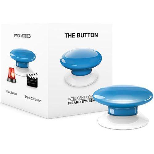 Fibaro Przycisk the button niebieski (5905279987227)