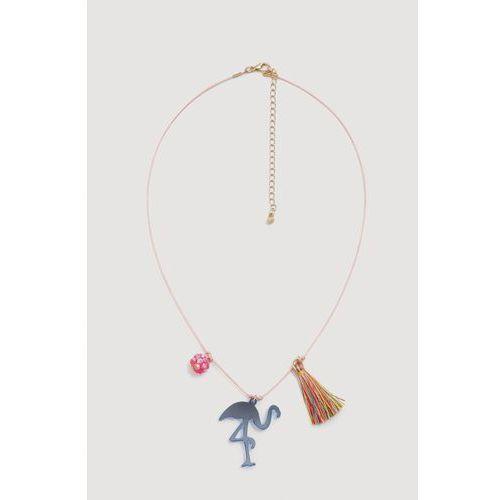 Mango Kids - Naszyjnik dziecięcy Flamingo