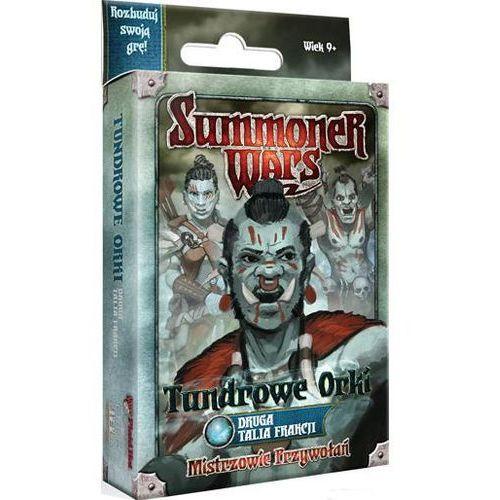 Cube Summoner wars: tundrowe orki - druga talia