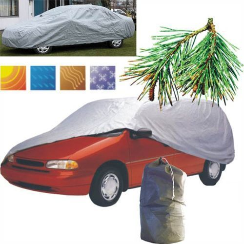 CarPoint pokrowiec na samochód Tybond Combi (rozmiar M)