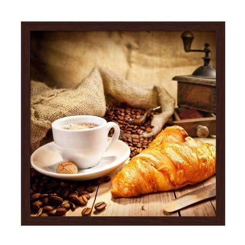 Obraz Rogalik kawa, K3030,045