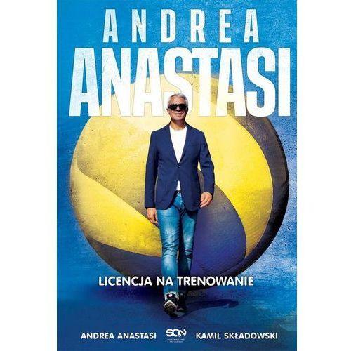 Andrea Anastasi Licencja na trenowanie - Kamil Składowski
