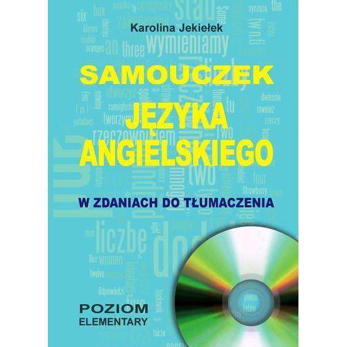 Samouczek języka angielskiego w zdaniach do tłumaczenia + CD (2015)