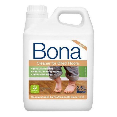 cleaner for oiled floors (podłogi olejowane) - 2,5 l marki Bona