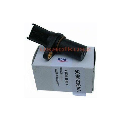 Czujnik położenia wału korbowego chrysler voyager crd 2003-2007 5096236aa marki Vm