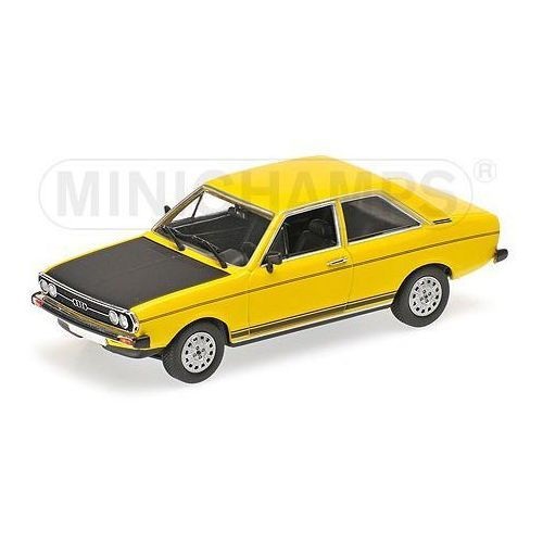 Audi 80 GTE 1 975 (yellow) - DARMOWA DOSTAWA!
