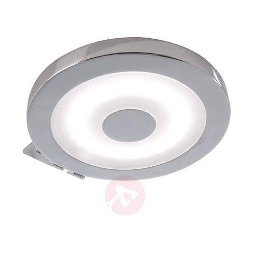 Deko-light Okrągła oprawa na meble led lustro