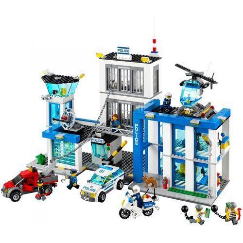 Lego CITY Posterunek policji 60047