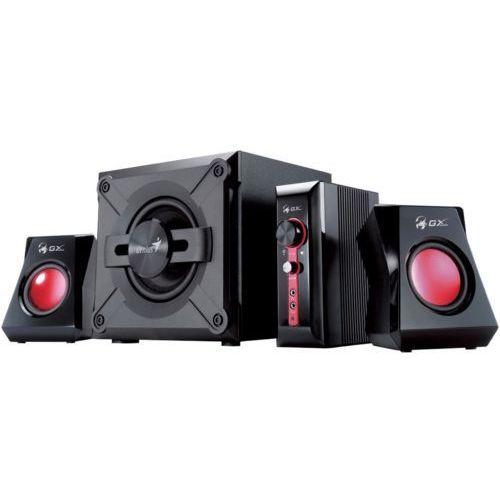 zestaw głośników gamingowych gx gaming sw-g 2.1 1250 (31730019400) marki Genius