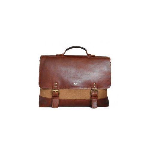 CLOU NEXT 11 torba uniseks skóra naturalna firmy Daag na ramię i do ręki, clou next 11