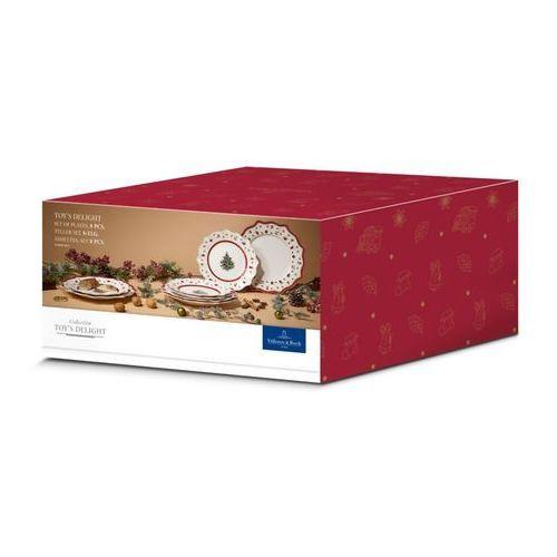 Villeroy & Boch - Toy's Delight Zestaw talerzy dla 4 osób