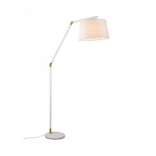 Lampa stojąca leuchten tracy biały, 1-punktowy - nowoczesny - obszar wewnętrzny - tracy - czas dostawy: od 3-6 dni roboczych marki Trio