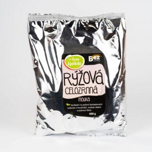 Green apotheke mąka ryżowa pełnoziarnista 400 g