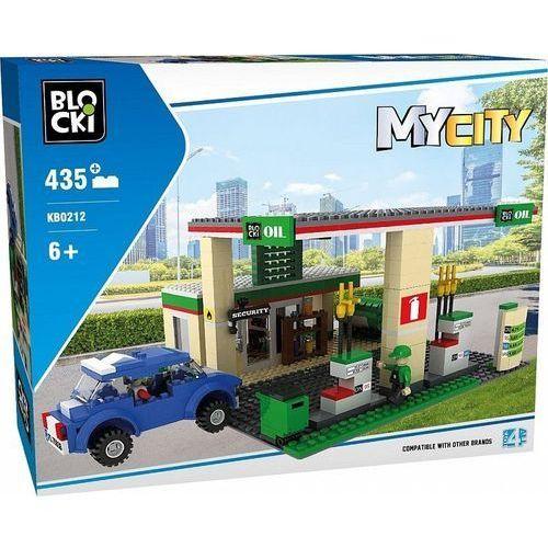 Klocki BLOCKI - MyCity Stacja Bezynowa 435 elementów
