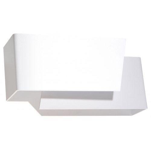 Sollux Kinkiet piegare sl.0394 oprawa ścienna 1x40w g9 biały