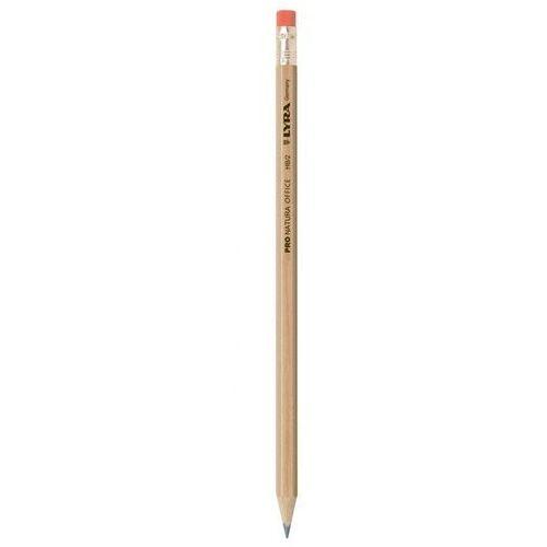 Lyra Ołówek pro natura hb z gumką (4084900411544)