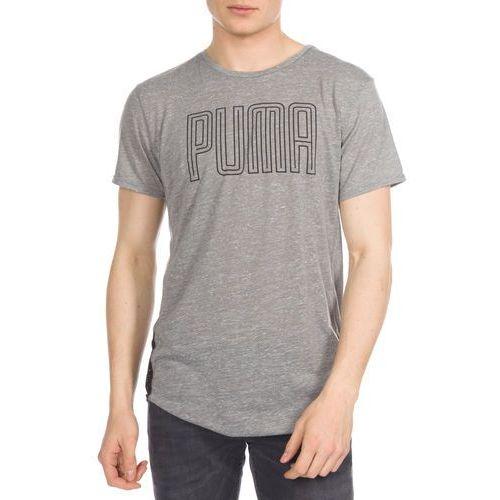 Puma Drirelease Novelty Graphic Koszulka Szary XXL, 1 rozmiar