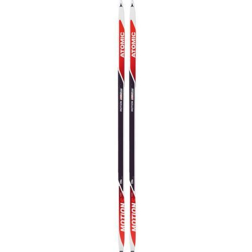 Atomic narty biegowe motion skintec red/white/black 184