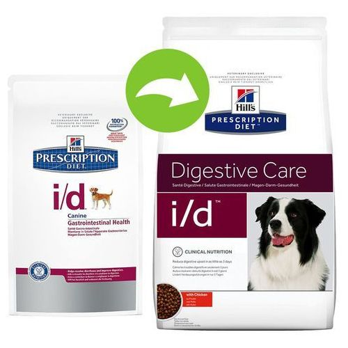 Hills prescription diet canine i/d digestive care - 5 kg (0052742421506)