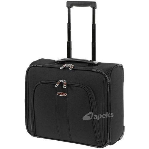 Dielle 409M mała walizka kabinowa / pilotka / laptop 17''