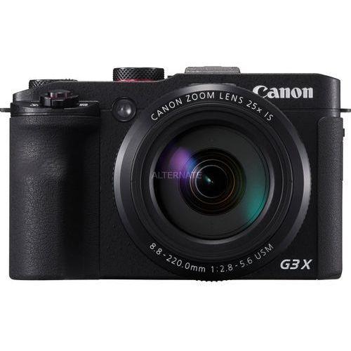Canon PowerShot G3X, cyfrowy aparat