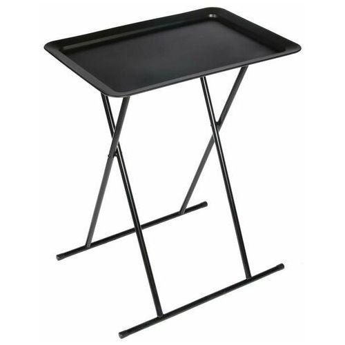 Intesi Burst czarny stolik składany (5902385757546)
