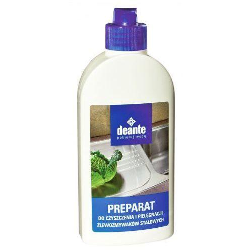 Preparat do czyszczenia zlewozmywaków stalowych Deante ZZZ 000P, ZZZ 000P