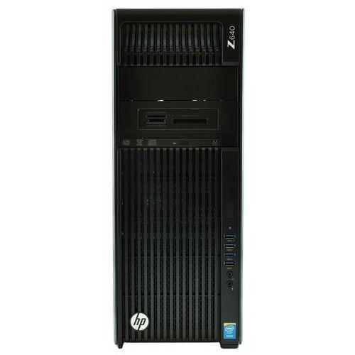 HP Workstation Z640 Y3Y42EA - Intel Xeon E5 2630 v4 / 16 GB / 256 GB / DVD+/-RW / Windows 10 Pro lub 7 Pro / pakiet usług i wysyłka w cenie (Zestaw komputerowy)