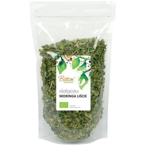 Batom (dżemy, soki, kompoty, czystek) Moringa liście 100 g - batom (5907709951600)