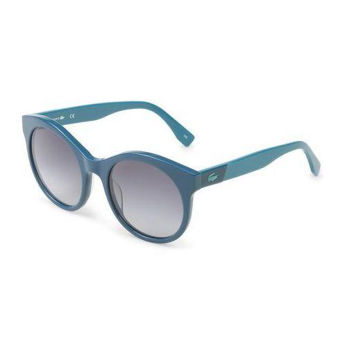 Okulary Przeciwsłoneczne Damskie Lacoste L851S Niebieskie