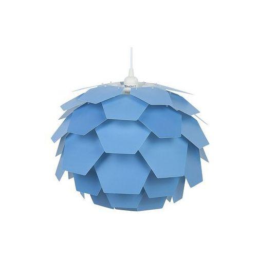 Beliani Lampa wisząca niebieska segre (4260580926855)