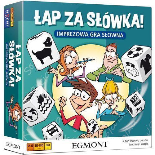 Gra Łap za słówka - DARMOWA DOSTAWA OD 199 ZŁ!!! (5908215009663)