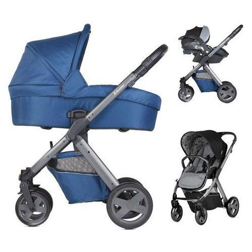 X-lander  x-pulse+gondola+fotelik (do wyboru), kategoria: wózki wielofunkcyjne