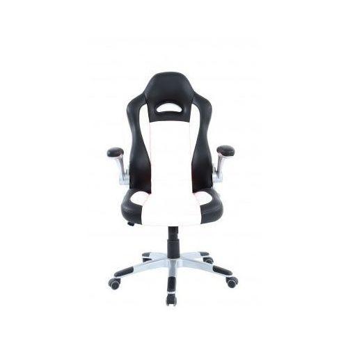 iBOX Fotel Aurora GT2 Gaming czarno-biały