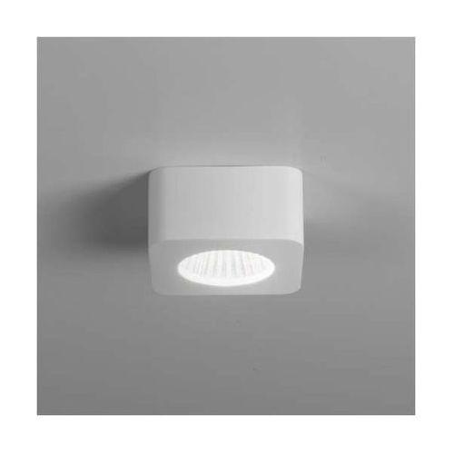 Astro Natynkowa lampa sufitowa samos square 7473  metalowa oprawa led 5w biała, kategoria: lampy sufitowe
