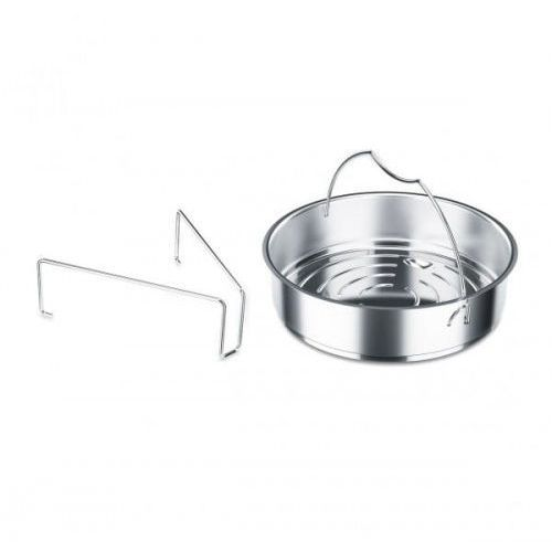 Wkład do szybkowara lity 22 cm + trójnóg Fissler, 610-300-00-820/0