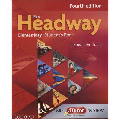 Headway 4E NEW Elementary SB Pack (iTutor DVD) - John Soars, Liz Soars, Oxford University Press
