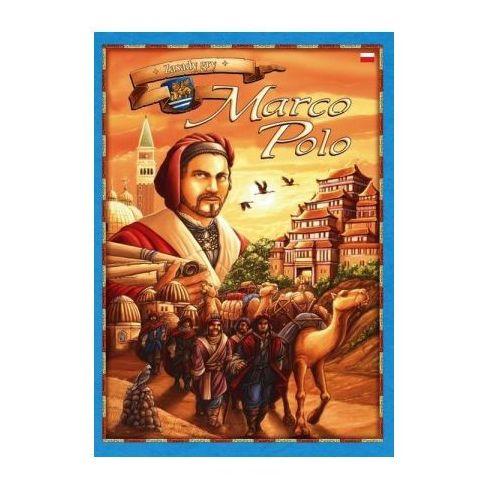 ALBI Gra Marco Polo z kategorii Gry karciane