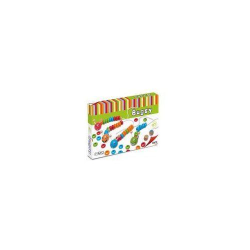 OKAZJA - Bugsy - kolorowe robaczki (165) marki Cayro