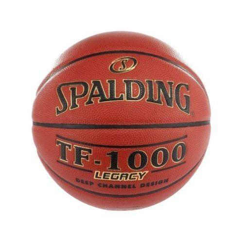 Piłka koszykowa tf 1000 legacy (rozmiar 7) darmowy transport marki Spalding