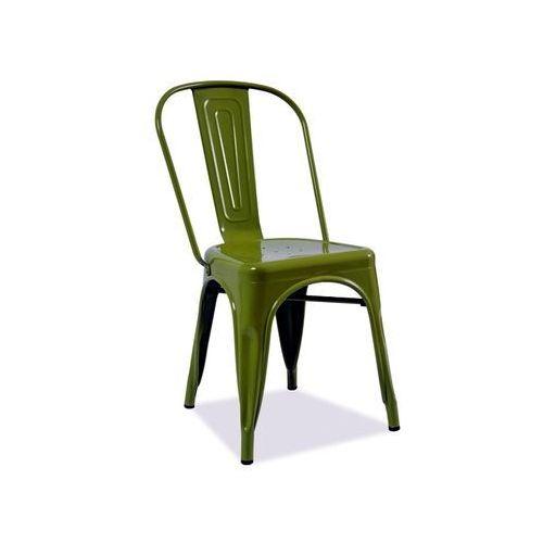 Krzesło LOFT green, LOFT GR