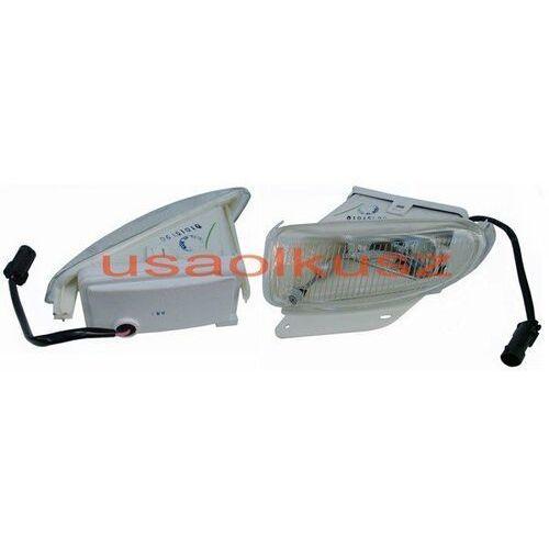 Prawy halogen lampa przeciw mgielna Dodge Caravan 1996-2000 - produkt z kategorii- Lampy przednie samochodowe