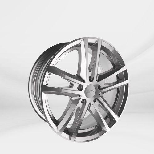 "Anzio Felgi aluminiowe 18"" 5x120 x10 – srebrny"