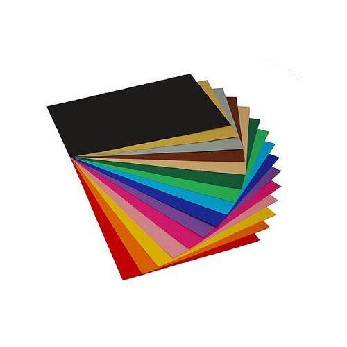 Kreska Brystol a2 mix kolorów 20 ark.