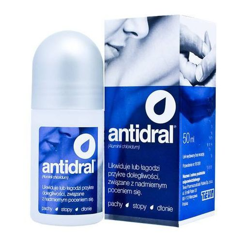 Antidral, płyn, roll-on, 50ml