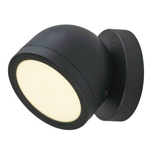 Lampa Blooma Dalzel 250 lm 4000 K IP44 USB czarna (5059340131061)